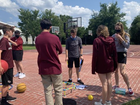 SGA meets to plan for field day.