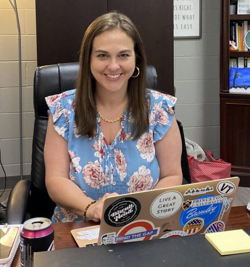 Allison Tate is LMP's Director of College Counseling.